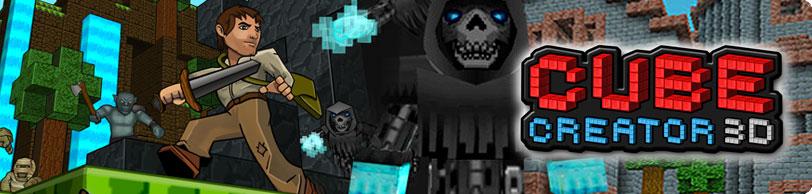 Cube Creator 3D | Big John Games